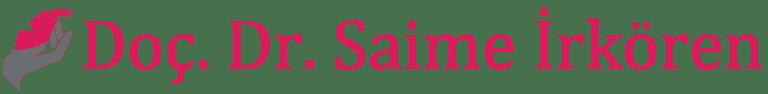 Doç. Dr. Saime İrkören Blog